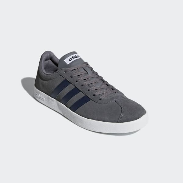 adidas VL Court 2.0 Shoes - Grey
