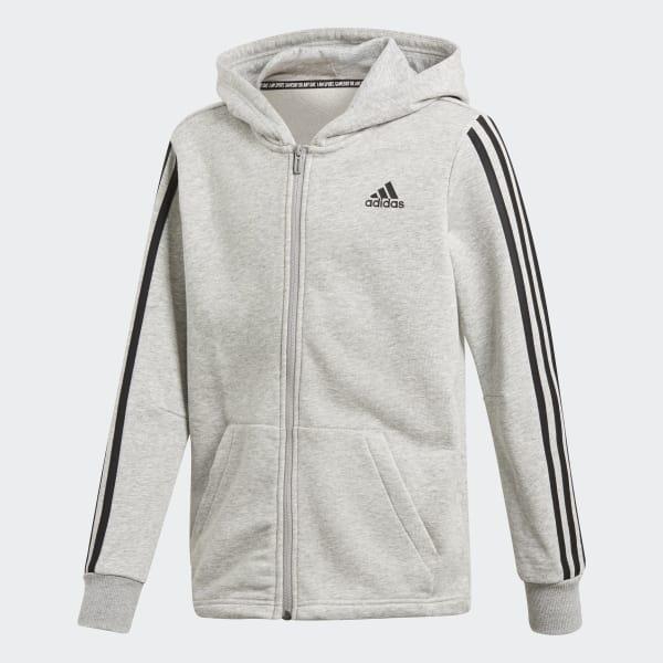 adidas Performance Must Haves 3 Streifen Kapuzenjacke Damen