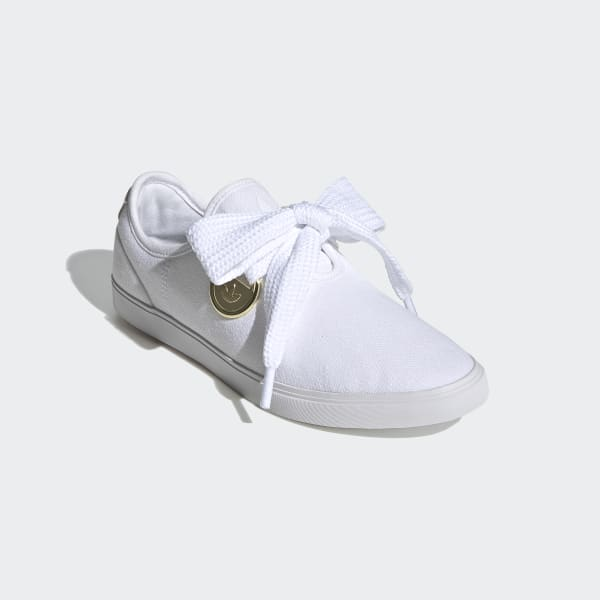 adidas Sleek Lo Shoes - White   adidas US