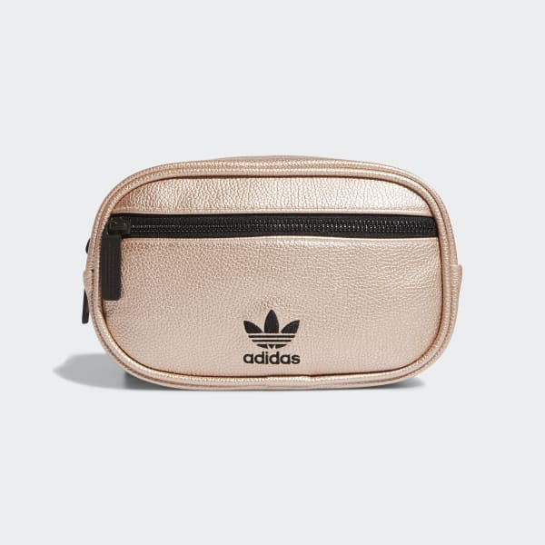 adidas Faux Leather Waist Pack - Pink