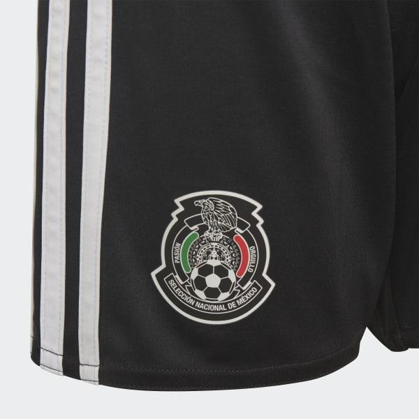 45d2943be6d19 adidas Conjunto Mini Uniforme Titular Selección de México 2019 Niño - Negro