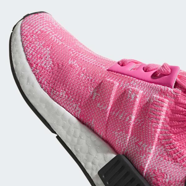 adidas NMD_R1 Primeknit Shoes - Pink