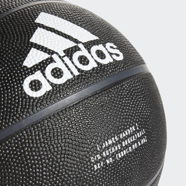 4d534cbf adidas Баскетбольный мяч Harden Signature - черный | adidas Россия