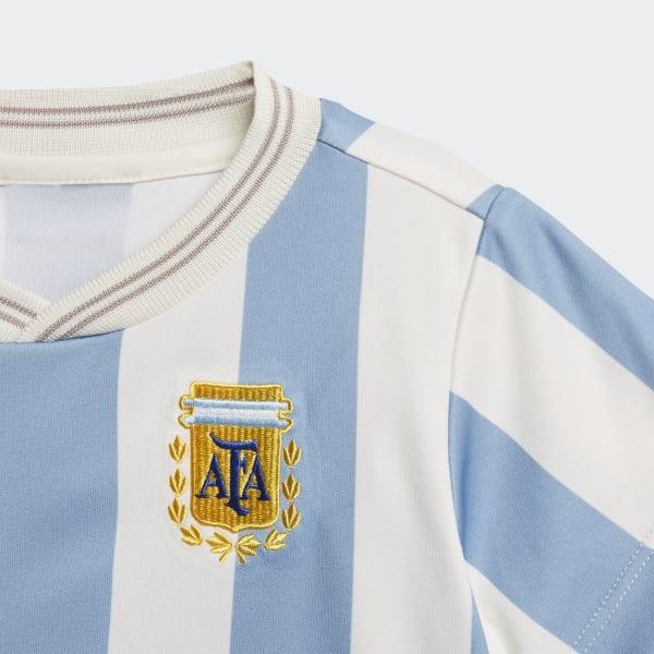 adidas Playera I FOOTBALL TEE - Azul  0263f55c100a4