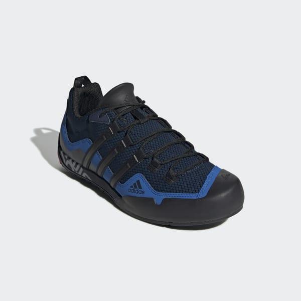genuine shoes discount shop pretty cheap adidas terrex Swift Solo - Blue | adidas UK