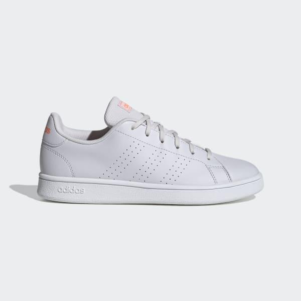zapatos adidas blancas mujer