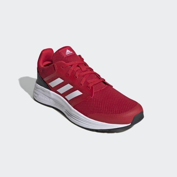 adidas Galaxy 5 Shoes - Red | adidas US