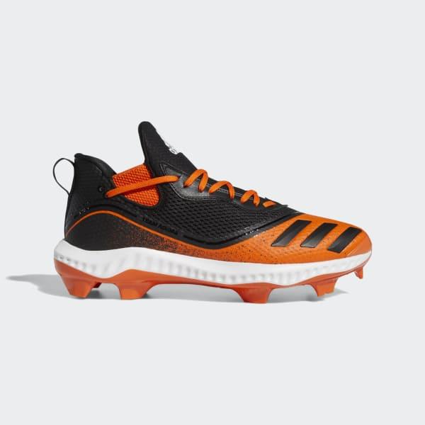 adidas Icon V Bounce TPU Cleats - Black