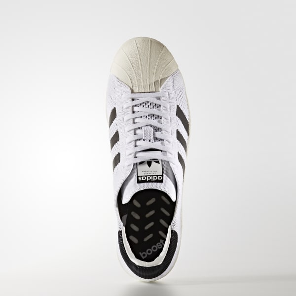 best sneakers 9cae9 9ae07 adidas SUPERSTAR BOOST PK - Blanco   adidas Mexico