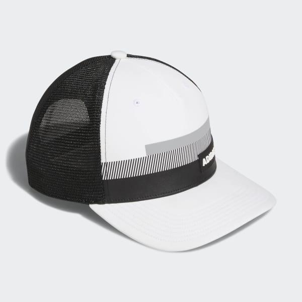 Stripe Trucker Hat