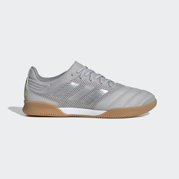 agradable sensibilidad Excéntrico  Zapatillas de fútbol sala Copa 20.3 Indoor grises y plateadas para mujer |  adidas España