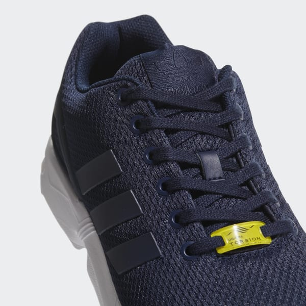 newest 24f68 a4a5e adidas ZX Flux Shoes - Blue | adidas Belgium