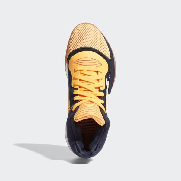 adidas Dame 5 Vegas Flash Orange