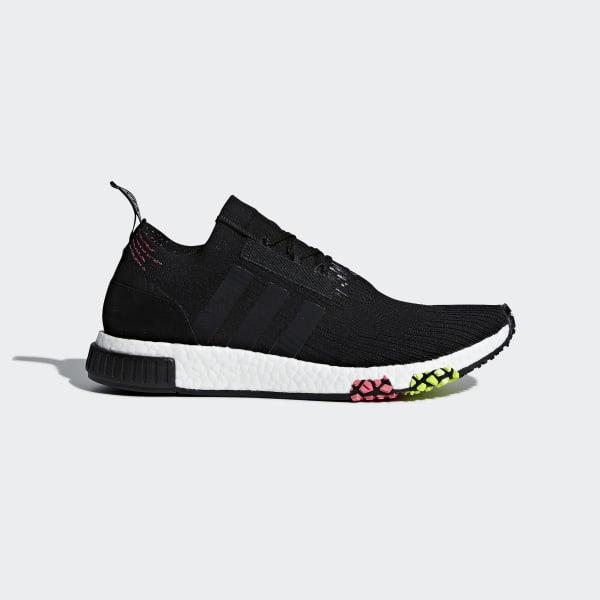 le dernier 0cc26 4da99 adidas NMD_Racer Primeknit Shoes - Black | adidas US
