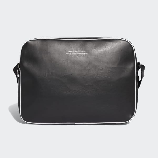 6e0ea8590b28a adidas Vintage Airliner Tasche - schwarz