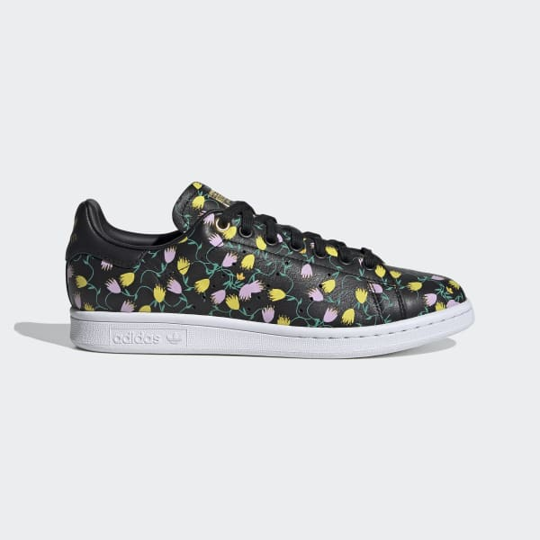 adidas Stan Smith Shoes - Black | adidas US