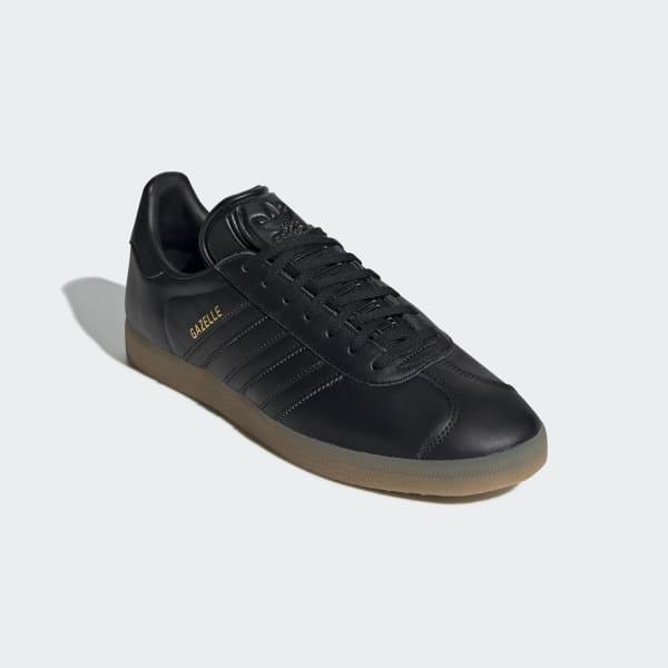Hablar con Dependencia Ausencia  adidas Gazelle Shoes - Black | adidas US