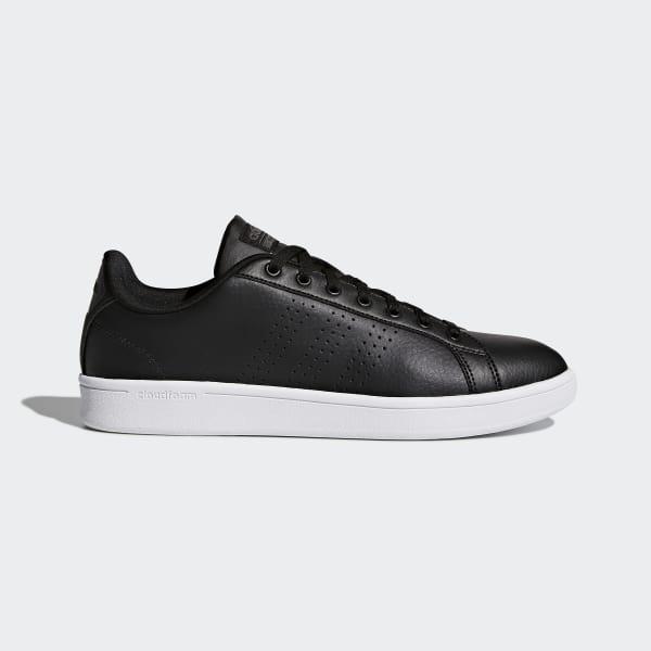 adidas advantage clean noir homme