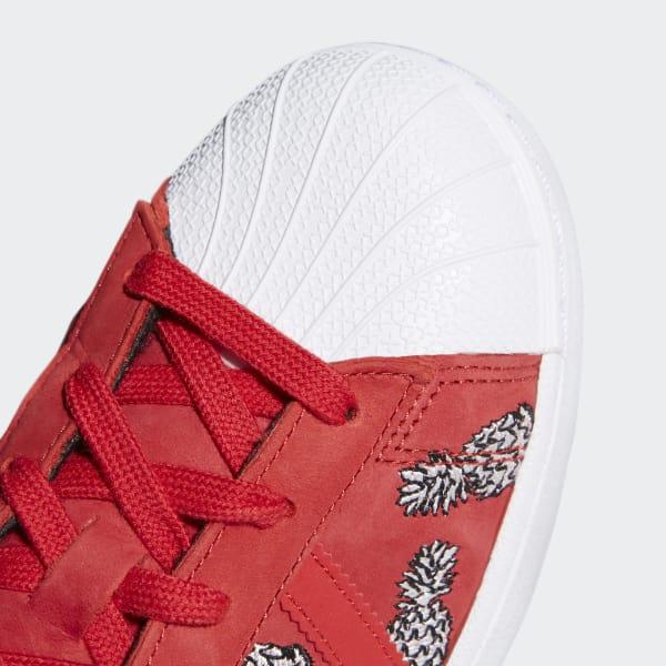 the latest 77d16 0c7ad ... hot zapatilla superstar rojo adidas adidas españa 2787f bf5fa