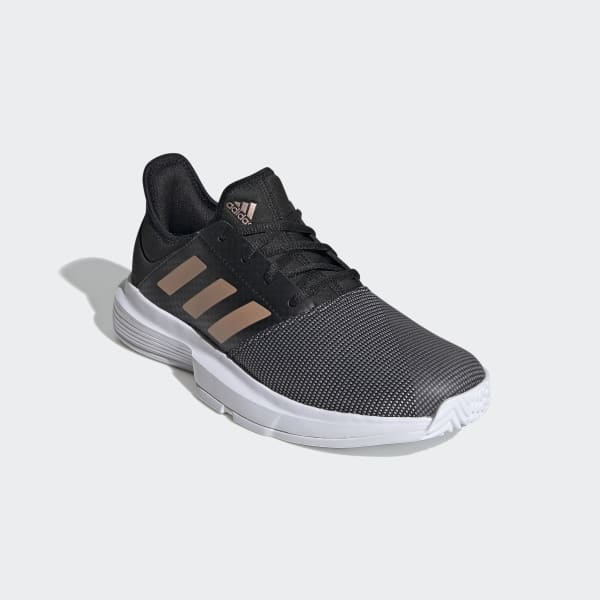 Adidas Gamecourt Shoes Black Adidas Us