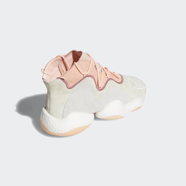 cheap for discount ae3c3 b37a5 adidas Crazy BYW Shoes - White  adidas US