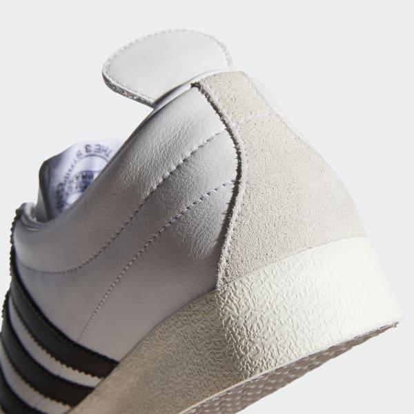 adidas gazelle blanco vintage