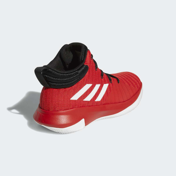 best loved e3789 3ac70 adidas Pro Elevate Shoes - Red   adidas US