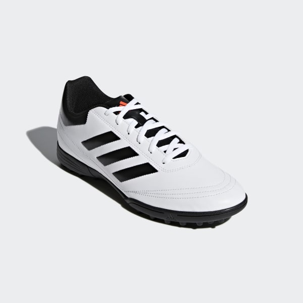 Zapatillas de fútbol para césped artificial Goletto 6 - Blanco adidas  d8763dd80bb85