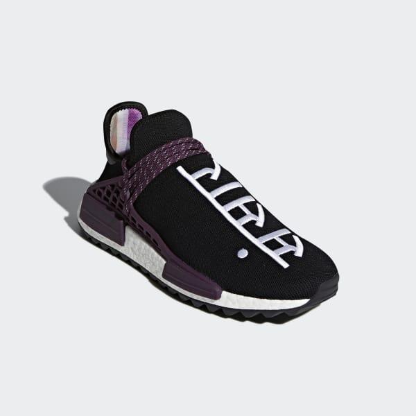 9abac1b96aa5b adidas Pharrell Williams Hu Holi NMD MC Shoes - Black