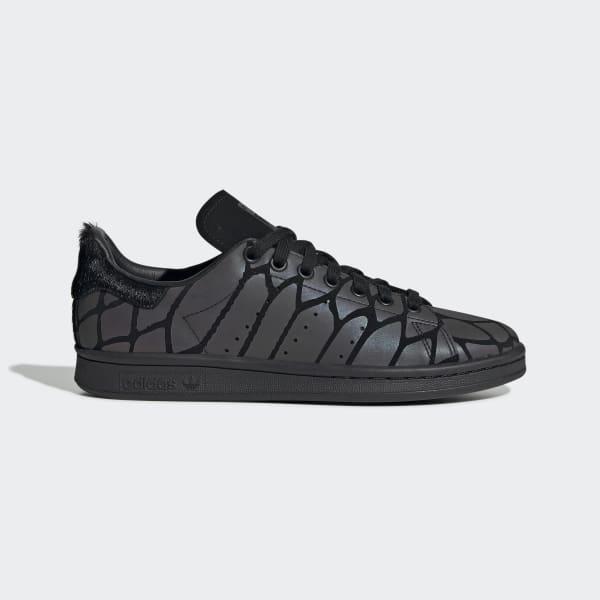 adidas Stan Smith Shoes - Black   adidas UK