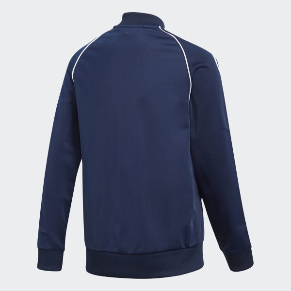 Chaqueta SST - Azul adidas  8f925fb5d2e75