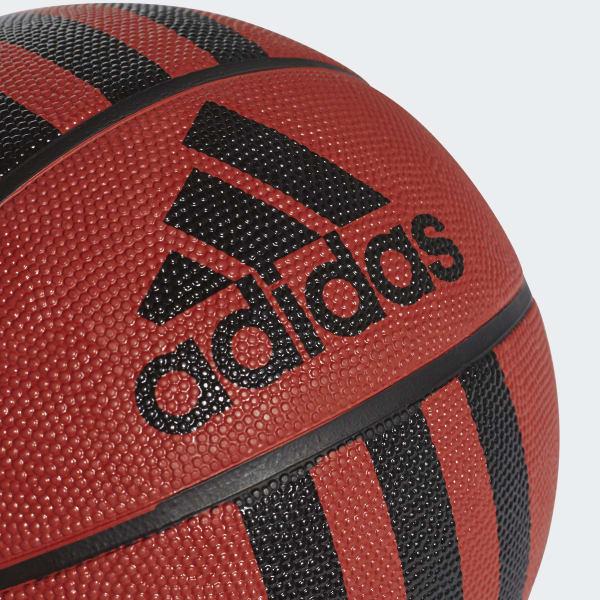 Bola de Basquete 3 Stripes 29.5 - Laranja adidas  4af58ca4a6708