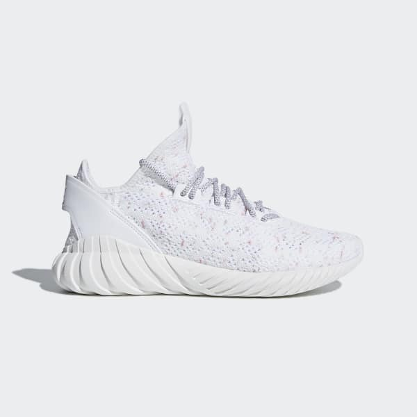new product a270e 982df adidas Tubular Doom Sock Primeknit Shoes - White | adidas US