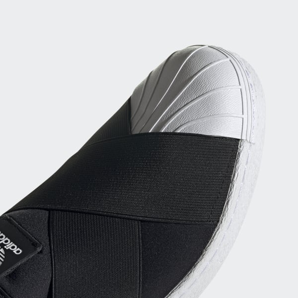 adidas Superstar Slip-on Shoes - Black  7b18be7a0e