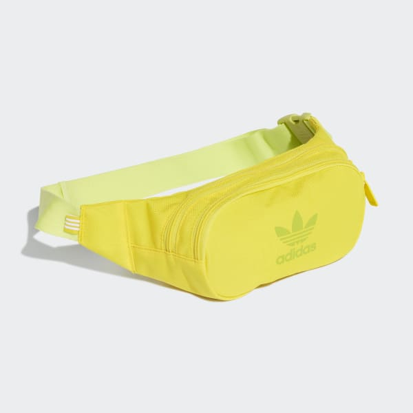50c0dda2b669d adidas Essential Crossbody Bag - Yellow | adidas Philipines