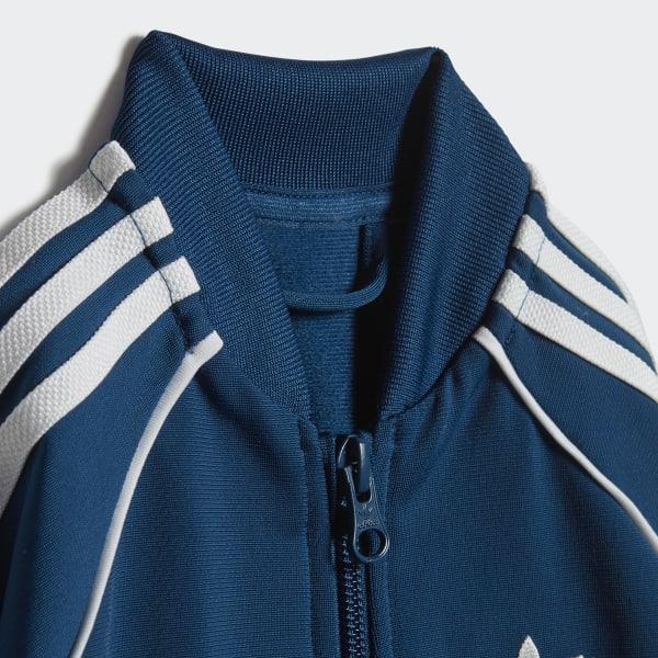 adidas Men's Z.N.E Primeknit Track Hoodie(Legend Marine