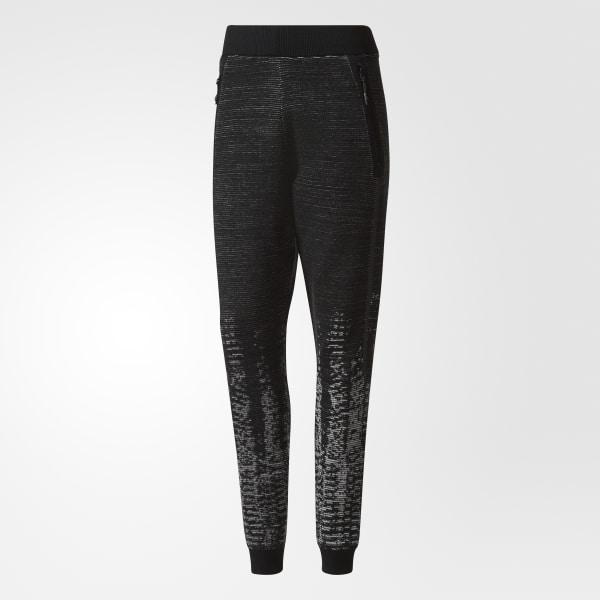 adidas Z.N.E. Pulse Knit Broek - Zwart | adidas Officiële Shop