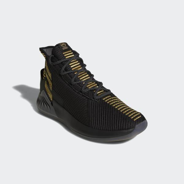 da17e89560ea adidas D Rose 9 Shoes - Black