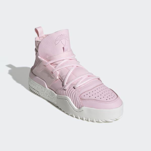 adidas mid rosa