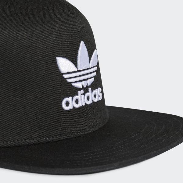 adidas Kšiltovka Trefoil Trucker - černá  a700328252