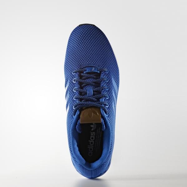 e21385ef4b619 Zapatillas ZX Flux - Azul adidas