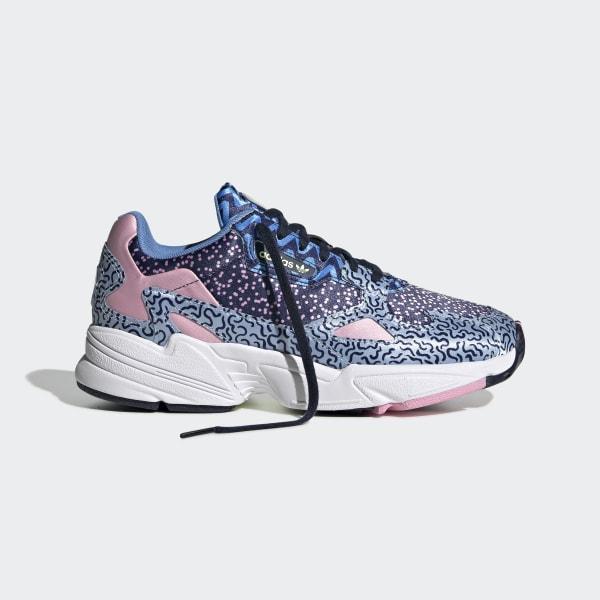 adidas sneaker blå FALCON
