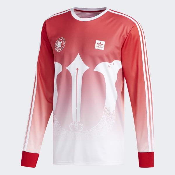 9c87d9c433e adidas Evisen trøje - Rød | adidas Denmark