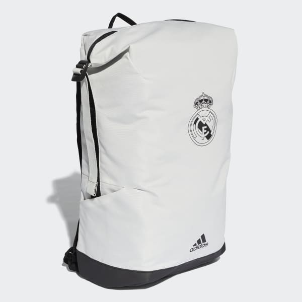 adidas Mochila ID do Real Madrid Branco | adidas Portugal