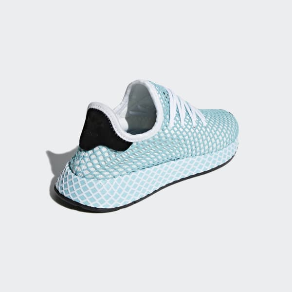 buy online 4e6d2 92c0a adidas Deerupt Runner Parley sko - Blå  adidas Norway
