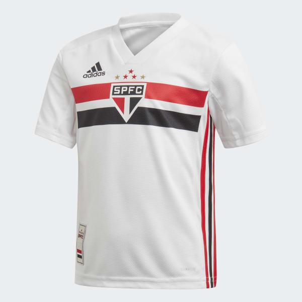 Mini Kit 1 São Paulo FC