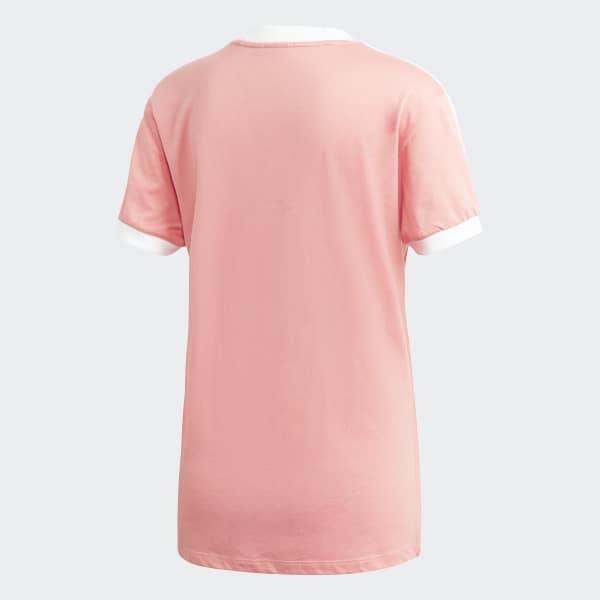 adidas T-shirt 3-Stripes - Rosa  62975708f9749