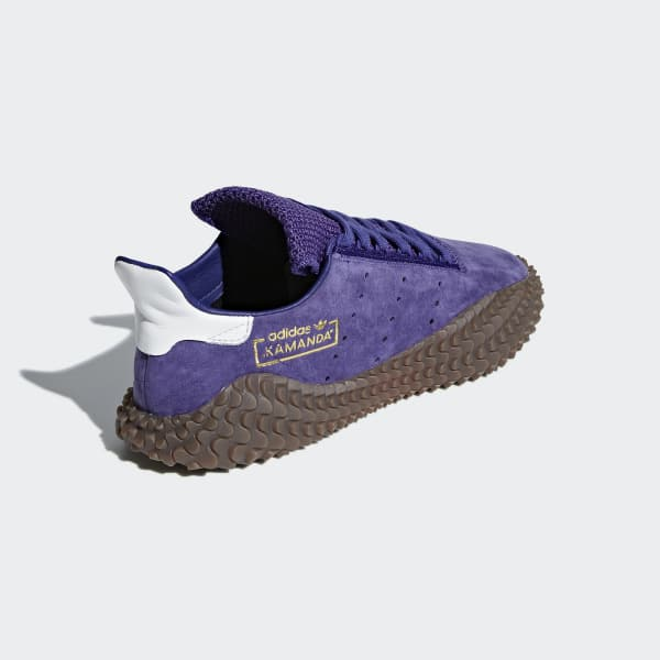 adidas Kamanda 01 Shoes - Purple | adidas US