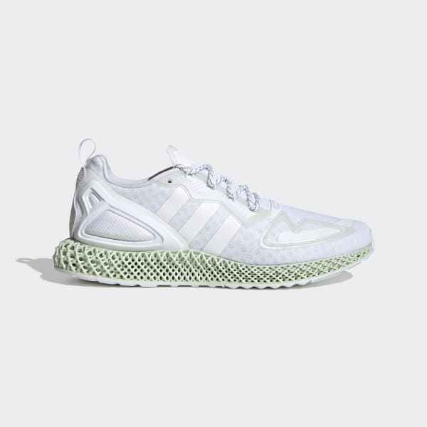 adidas ZX 2K 4D Shoes - White | FW2002 | adidas US