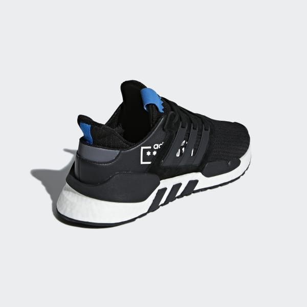 los angeles a616d c4e97 adidas EQT Support 91/18 Shoes - Black | adidas Belgium